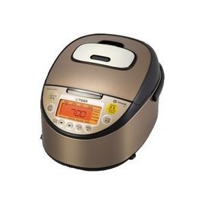 海外向け  TIGER IH炊飯器 W銅5層遠赤特厚釜 JKT-W10W 1.0L5.5CUP 220V仕様 日本製 新品 送料無料 densidonya