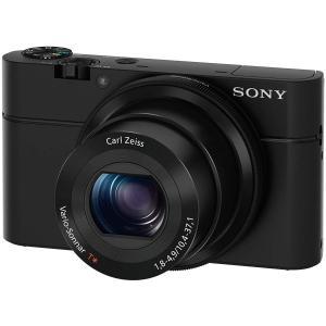 ソニー デジタルカメラ サイバーショット DSC-RX100 2020万画素 光学x3.6 RX100(ブラック) 未開封新品|densidonya
