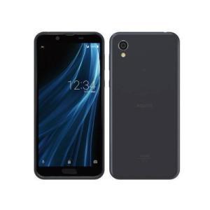 シャープ AQUOS sense2 SHV43 ブラック  SIMフリー  スマートフォン本体 新品