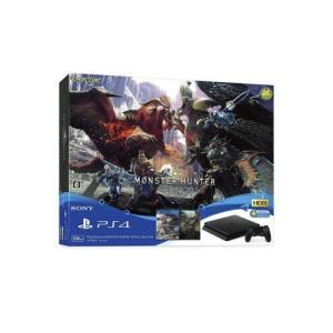 PlayStation4本体 MONSTER HUNTER: WORLD Value Pack CUHJ-10026 新品 densidonya