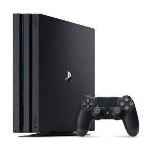 PlayStation4 Pro ジェット・ブラック 1TB CUH-7200BB01  新品 印付きの場合あり|densidonya