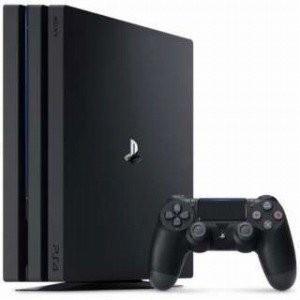 PlayStation4 Pro CUH-7200CB01 2TB ジェット・ブラック 新品 densidonya