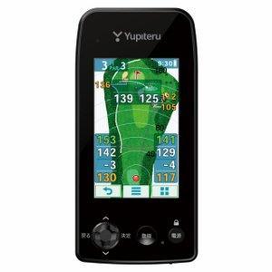 ユピテル YGN7000 ゴルフ 距離測定器 距離計 ナビ GPS GPSナビ みちびき ガリレオ 未開封新品|densidonya