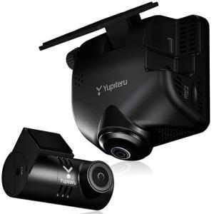 ユピテル marumie Q-30R 全周囲360°&リアカメラドライブレコーダー 新品|densidonya