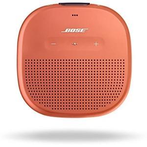 Bose SoundLink Micro Bluetooth speaker ポータブルワイヤレススピーカー ブライトオレンジ 未開封新品|densidonya