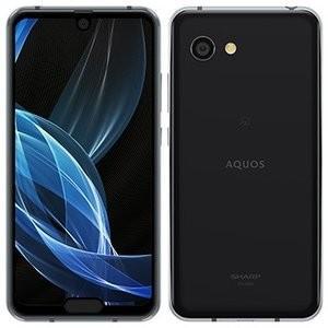 シャープ AQUOS R2 compact SH-M09 ピュアブラック SIMフリー アンドロイドスマートフォン 新品|densidonya