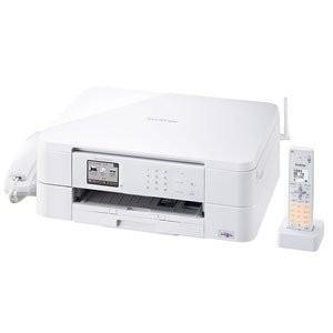 ブラザー工業 プリビオ PRIVIO BASIC MFC-J737DN(子機1台モデル) インクジェット複合機 新品 densidonya