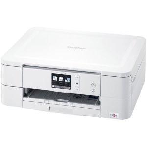 ブラザー A4プリント対応 インクジェット複合機 brother PRIVIO(プリビオ) DCP-J577N 新品 densidonya