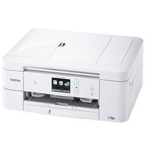ブラザー工業 PRIVIO BASIC DCP-J978N-W(ホワイト) プリビオ インクジェット複合機  新品 densidonya