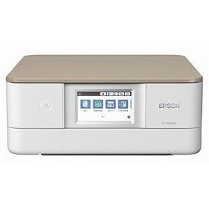 エプソン プリンター インクジェット複合機 カラリオ EP-880AN ニュートラルベージュ 新品|densidonya