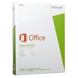 Microsoft Office Personal 2013 正規品 未開封新品|densidonya