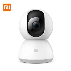 Xiaomi Mi ホームセキュリティカメラ 360度カメラ 1080P 白 新品|densidonya