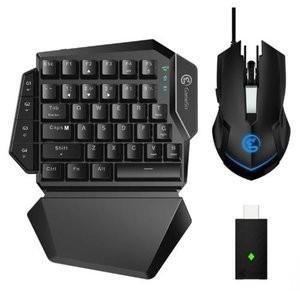 VX)GameSir VX AimSwitch eスポーツコンボ ゲーミングキーボード&マウス ワイヤレス PS4/PS3/S 保証付き