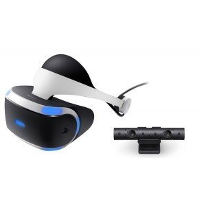 訳あり:保証なし品 PlayStation VR PlayStation Camera同梱版 CUH...