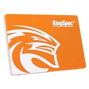 KINGSPEC SSD オレンジ SATA 6Gb/s インターフェイス対応 P3-256 densidonya