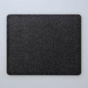 エレコム MP-089BK 光学式マウスパッド プロユーザー向け ブラック (MP089BK) dentarou