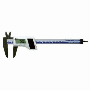 シンワ測定 4960910199811 シンワ測定 デジタルノギス カーボンファイバー製 150mm ソーラーパネル 19981|dentarou
