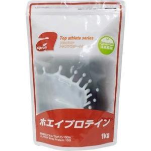 アルプロン E345401H アルプロン トップアスリートシリーズ ホエイプロテイン100 WPC 抹茶 1kg|dentarou