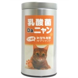 ズーム N219010H 乳酸菌Daニャン(猫用...の商品画像