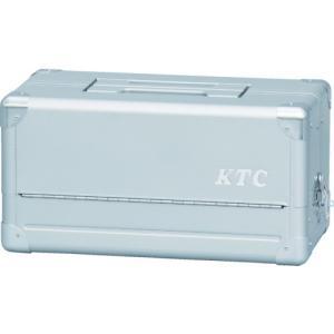 <title>京都機械工具 『4年保証』 EK1A KTC 両開きメタルケース</title>