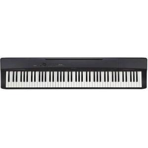 【納期目安:約10営業日】カシオ PX-160-BK 電子ピアノ 「Privia(プリヴィア)」 ソリッドブラック調 (PX160BK)|dentarou