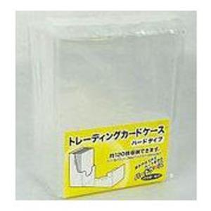 テンヨー TBX-01 トレーディングカードケース クリア (TBX01)|dentarou