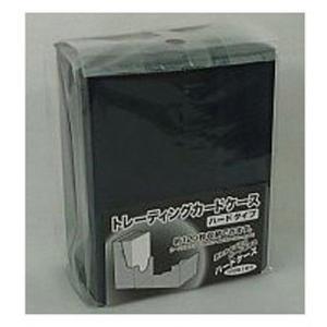 テンヨー TBX-02 トレーディングカードケース スモークブラック (TBX02)|dentarou