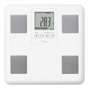 【納期目安:約10営業日】タニタ FSE01WH 体組成計 「FitScan」 dentarou
