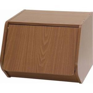 不二貿易 FJ-97523 ブロックボックス Klotz ワイド 扉付 BR FBC 404 (FJ97523)の写真