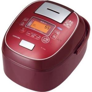 【納期目安:1週間】東芝 RC-10VRL-RS IHジャー炊飯器 (RC10VRLRS)|dentarou