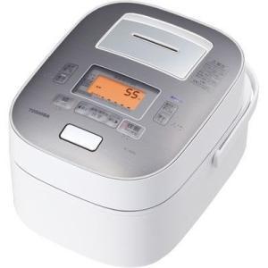 【納期目安:1週間】東芝 RC-18VXL-W IHジャー炊飯器 (RC18VXLW)|dentarou