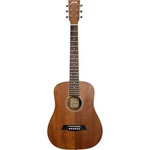 SYAIRI 4534853037518 YM-02LH/MH レフトハンド 左利き用 580mmスケール ミニアコースティックギター K ソフトケース付き|dentarou