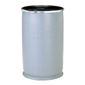 <title>ds-1647580 三甲 サンコー 液体輸送用プラスチックドラム オープンタイプ PDO 110L-TSP 爆買いセール UN認定 グレー 灰 ds1647580</title>
