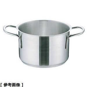 <title>TKG Total Kitchen 激安通販販売 Goods AHVA308 ムラノインダクション18-8半寸胴鍋</title>
