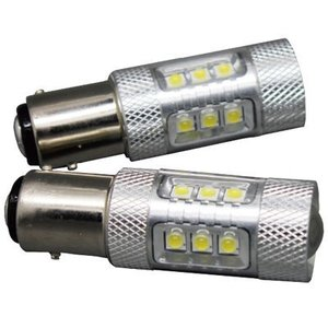 三金商事 LED-80W-S25 LEDバルブ S25 80W 12V/24V対応 (LED80WS25)|dentarou