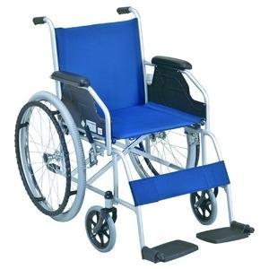 ds-1952233 自走式 車椅子 テイコブ標準型 折り畳み 百貨店 ds1952233 〔介護用品 スチール製 福祉用品〕 国内即発送 SG取得商品