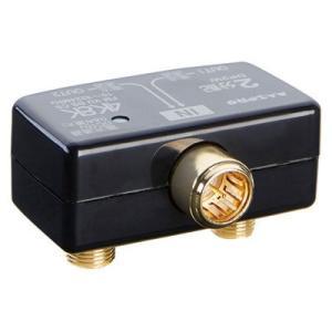 マスプロ DP2W-P 4K8K対応2分配器 (DP2WP)|dentarou