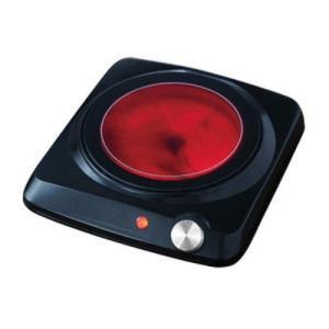 アイテック IT-1037 IH対応 非対応の鍋が使える調理器 ガラスプレート電気グリル (IT1037)|dentarou