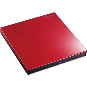 <title>在庫あり ds-2020526 アイ オー データ機器 USB Type-C対応 ポータブルブルーレイドライブ ルビーレッド ds2020526</title>