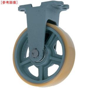 メーカー公式 トラスコ中山 UHBK200X65 ヨドノ UHBーk200X65 鋳物重荷重用ウレタン車輪固定車付き タイムセール