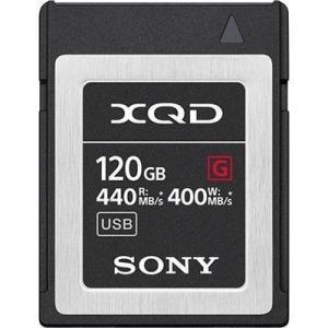 <title>ソニー QD-G120F XQDメモリーカード 海外限定 QDG120F</title>