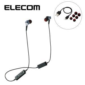 エレコム LBT-RH1000BK Bluetoothイヤホン/耳栓タイプ/Musicians Reference/10.0mmドライバ/RH1000/ブラック (LBTRH1000BK)|dentarou