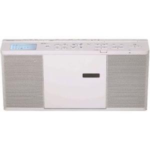 【納期目安:約10営業日】東芝 TY-CX700-W SD/USB/CDラジオ (TYCX700W)|dentarou