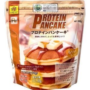 ファインラボ 4560273620511 ファインラボ プロテインパンケーキ 砂糖不使用 560g|dentarou