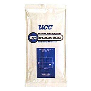 新生活 ds-2144938 日本メーカー新品 UCC上島珈琲 UCCグランゼストロングアイスコーヒー 粉 ds2144938 50袋入り UCC301189000 AP100g