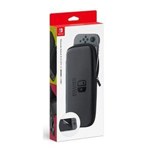 任天堂 4902370536041 Switch用 キャリングケース(画面保護シート付き) dentarou