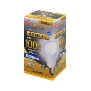 ds-2178611 まとめ アイリスオーヤマ LED電球100W OUTLET SALE 全方向 昼光 激安☆超特価 ds2178611 ×10セット LDA14D-G W-10T5