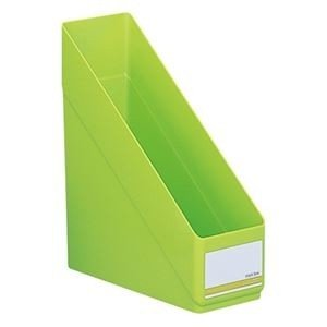 <title>ds-2179704 まとめ LIHITLAB スタックボックス 供え リクエスト G1610-6 黄緑 ×30セット ds2179704</title>
