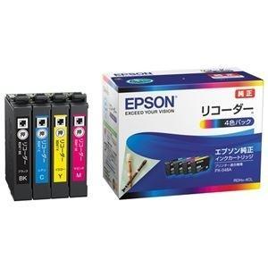 オンラインショップ ds-2181504 まとめ エプソン ラッピング無料 インクカートリッジRDH-4CL ds2181504 ×5セット 4色パック