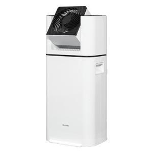 アイリスオーヤマ IJD-I50 サーキュレーター衣類乾燥除湿機 ホワイト 上等 IJDI50 卓出